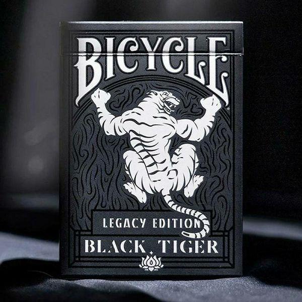 Bicycle Black Tiger Legacy V2