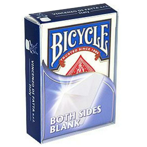 Bicycle Blank Both Sides