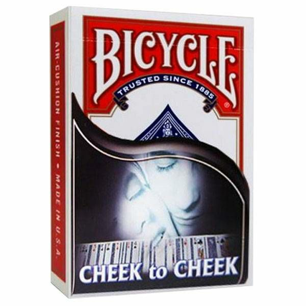 Bicycle Cheek to Cheek Red