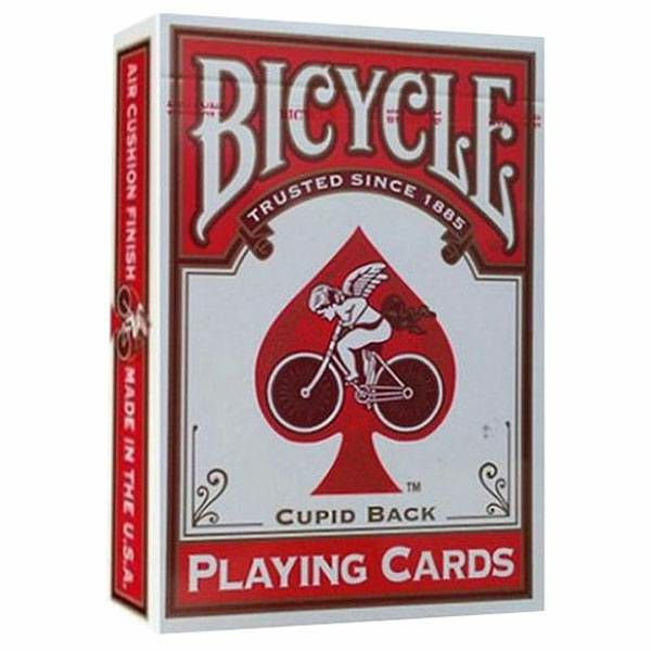 Bicycle Cupid Back
