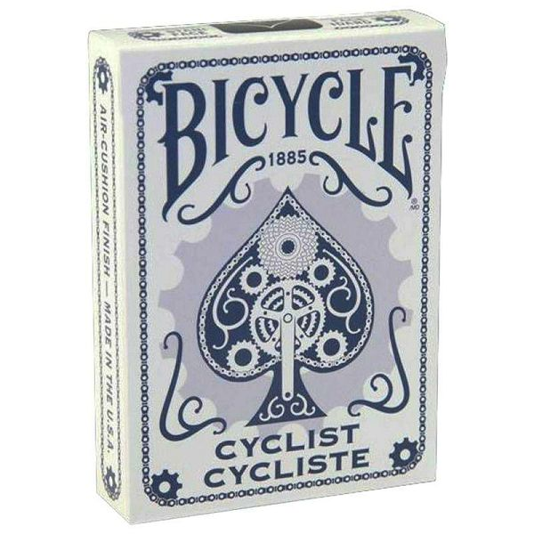 Bicycle Cyclist Blue