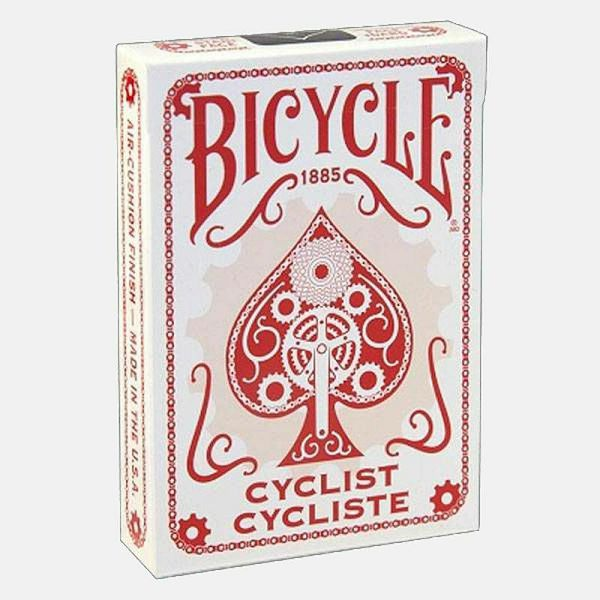 Bicycle Cyclist Red