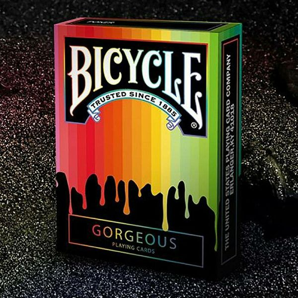 Bicycle Gorgeous Playing Cards
