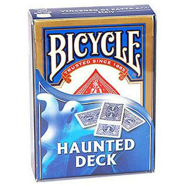 Bicycle Haunted Deck Blue
