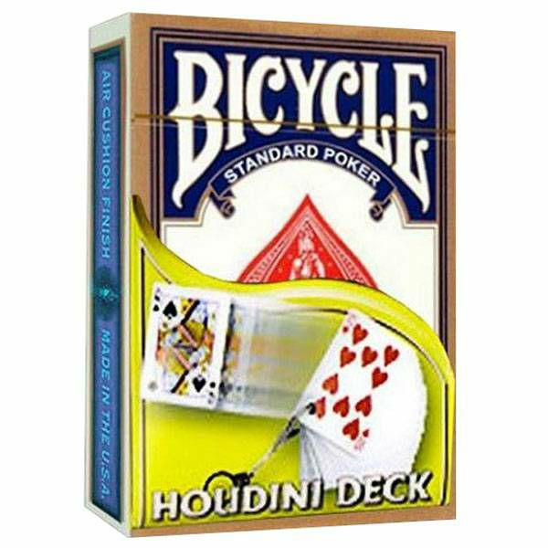 Bicycle Houdini Deck Blue
