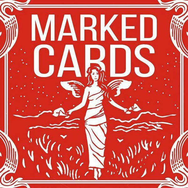 Bicycle Marked Deck Red Back