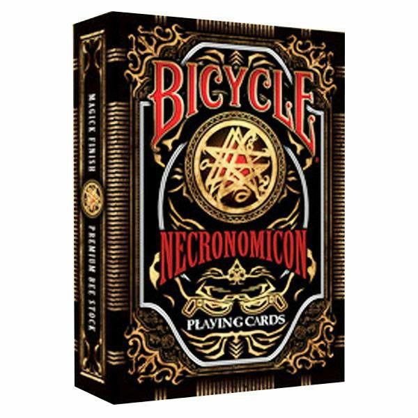 Bicycle Necronomicon