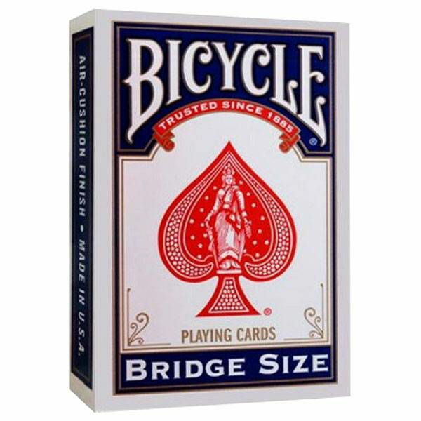 Bicycle Rider Back Bridge Blue