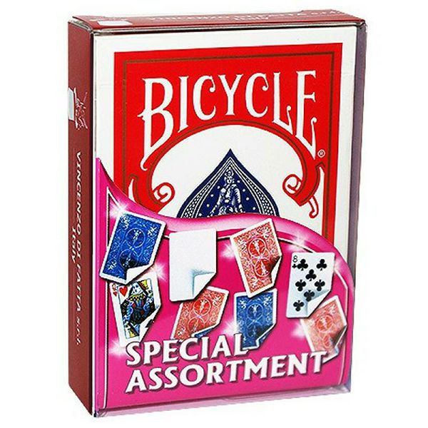Bicycle Special Assortment Red