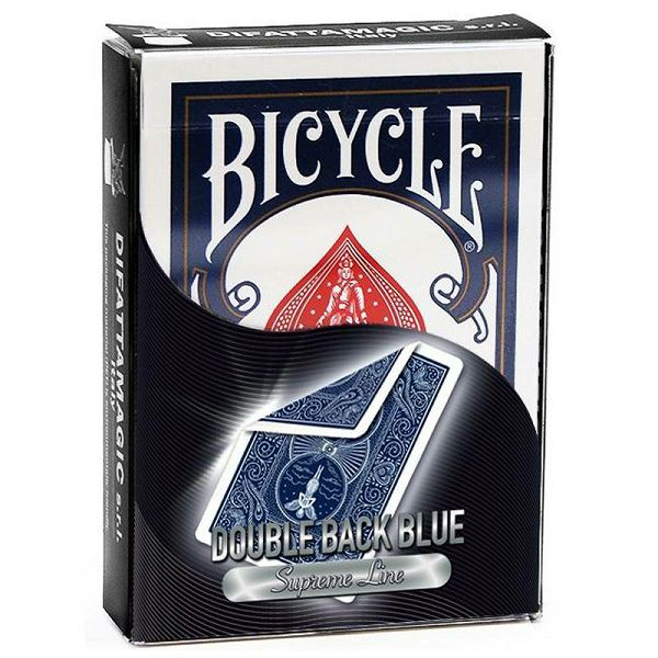Bicycle Supreme Line Double back Blue