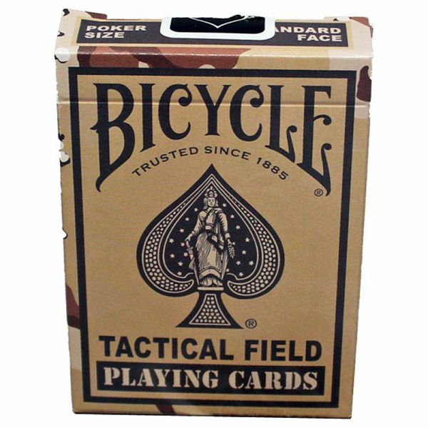 Bicycle Tactical Field Brown