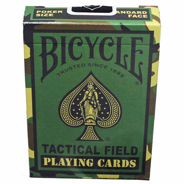 Bicycle Tactical Field Green