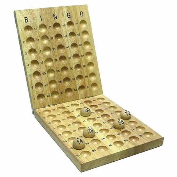 Bingo kontrolna ploča 1-75 24 mm