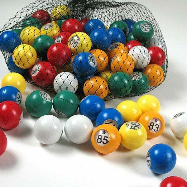 Bingo loptice 1-90 22 mm