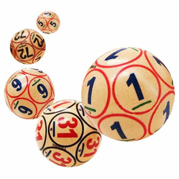 Bingo loptice Professional 1-90 38 mm