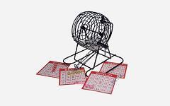Bingo set 15 cm 1-75