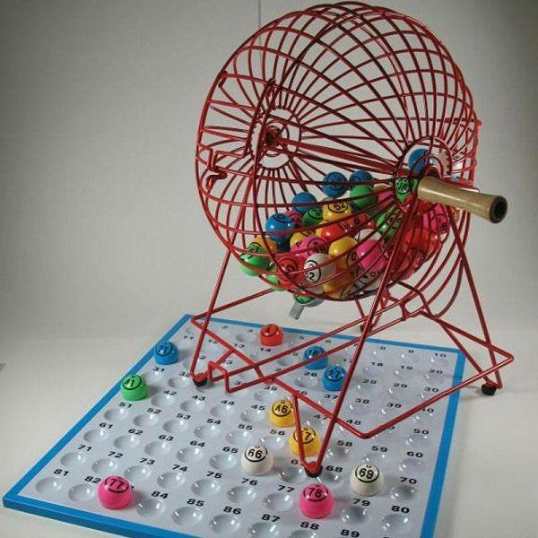 Bingo set veliki 1-90