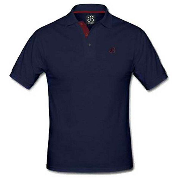 Blue Polo Short Sleeve XXL