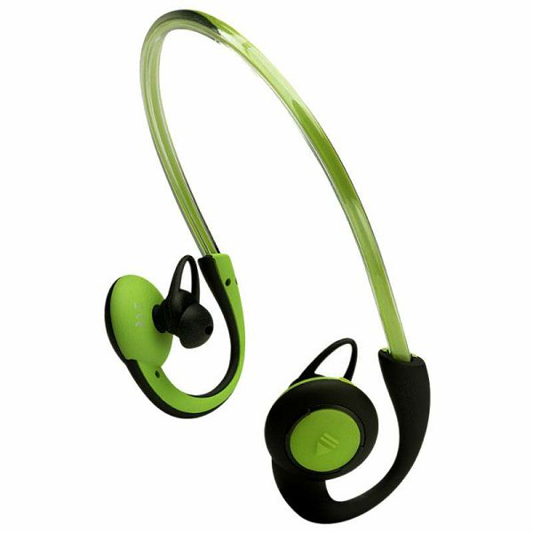 Boompods Sportpods Vision Green