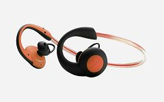 Boompods Sportpods Vision Orange