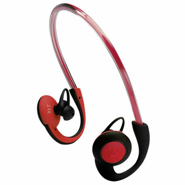 Boompods Sportpods Vision Red