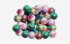 Bouncing balls ECO mix 45 mm