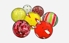 Bouncing balls mix 32 mm - 1000 komada