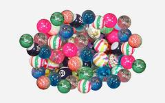 Bouncing balls mix 43 mm