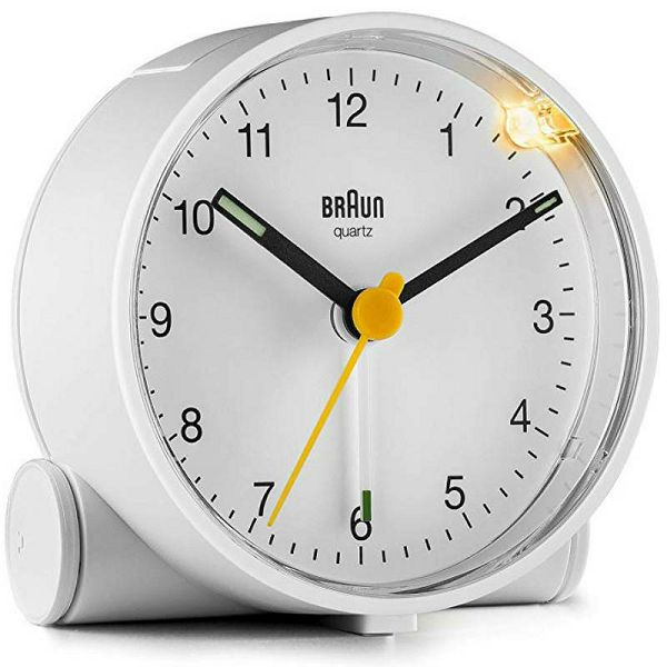 Braun BC 01 W Alarm