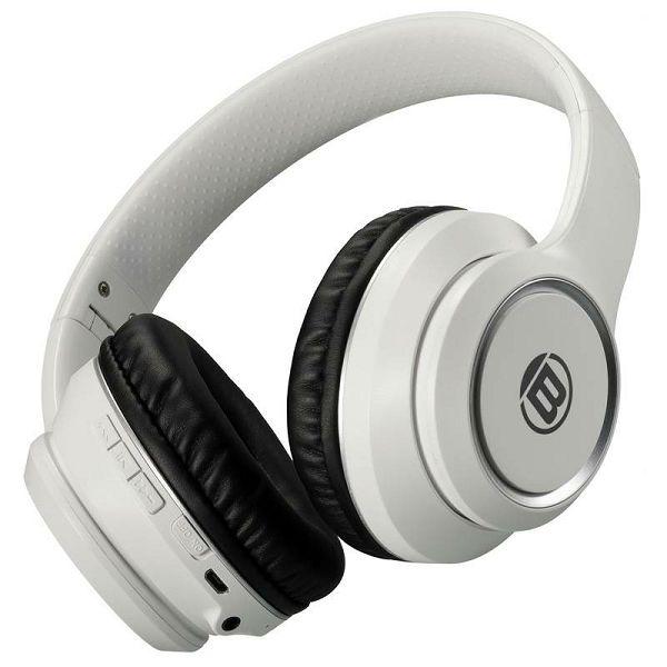 Bresser Bluetooth Over-Ear-Headphone White