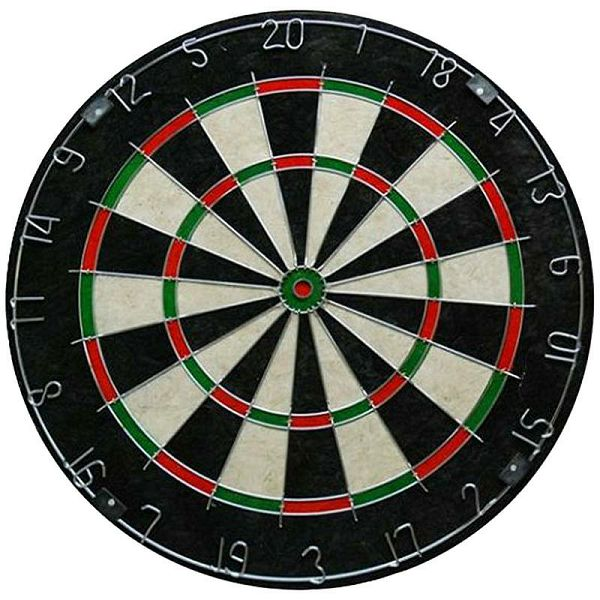 Bristle Dartboard Staple