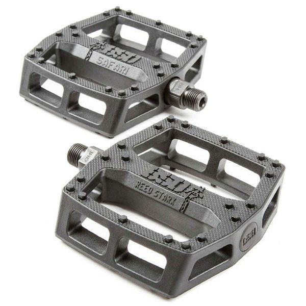 BSD Safari BMX Pedals Black