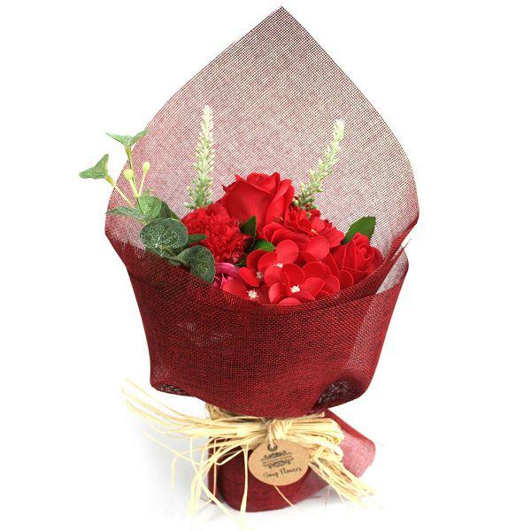 Buket cvijeća od sapuna - Red