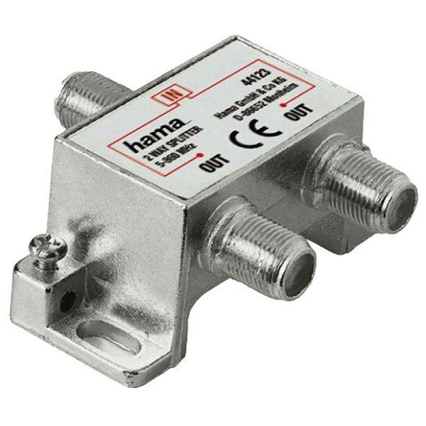 CATV Splitter 2 Way 44123
