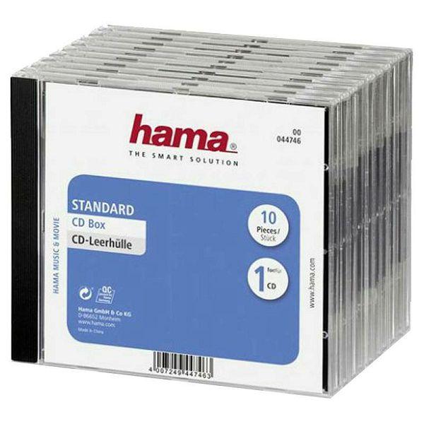CD kutije 10 komada 44746