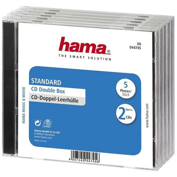 CD kutije 5 komada 44745