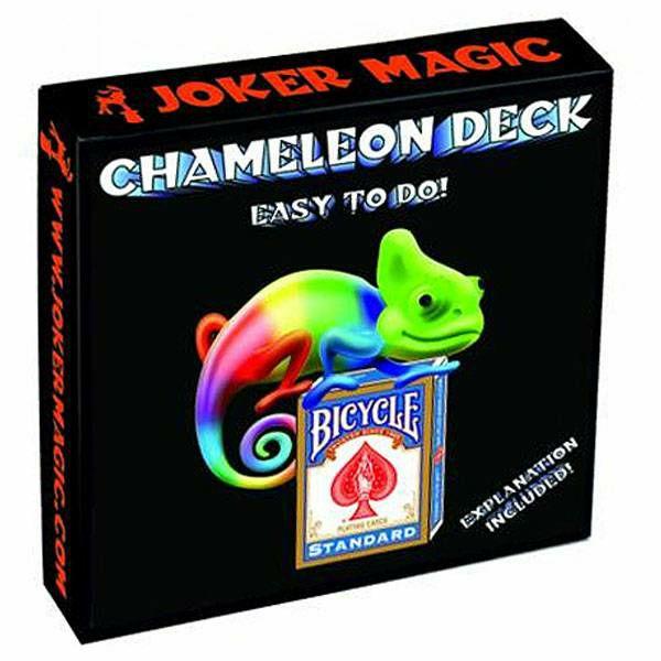 Chameleon Deck by Joker Magic