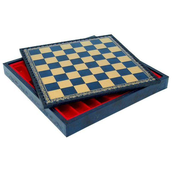 Chess board box 218GB 28 x 28 cm