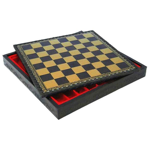 Chess board box 221GN 45 x 45 cm