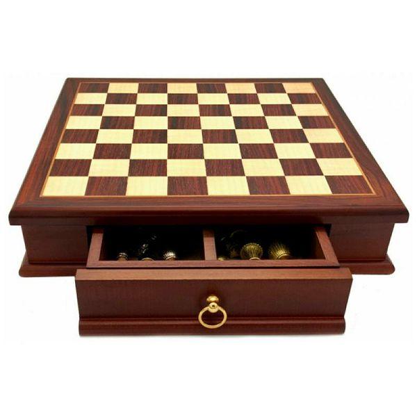 Chess Board Box Drawer