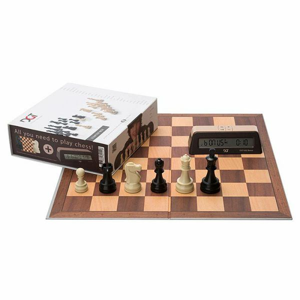 Chess Starter Box Brown