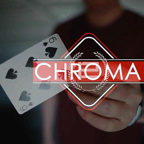 Chroma by Lloyd Barnes & Nicholas Lawrence