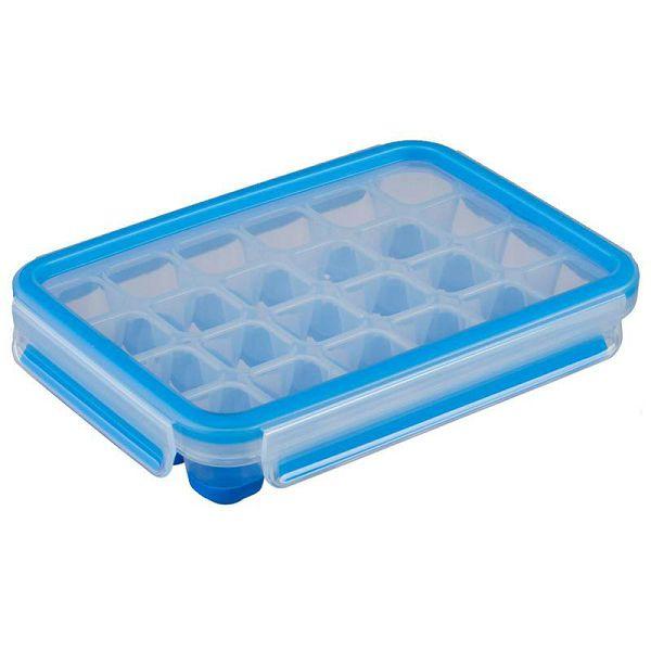 Clip& Close Ice Cube Box