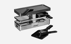 Cloer 6495 Mini Raclettegrill