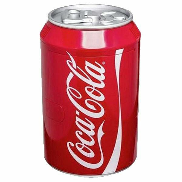 Coca Cola Cool Can 10 12/230V Mini Fridge