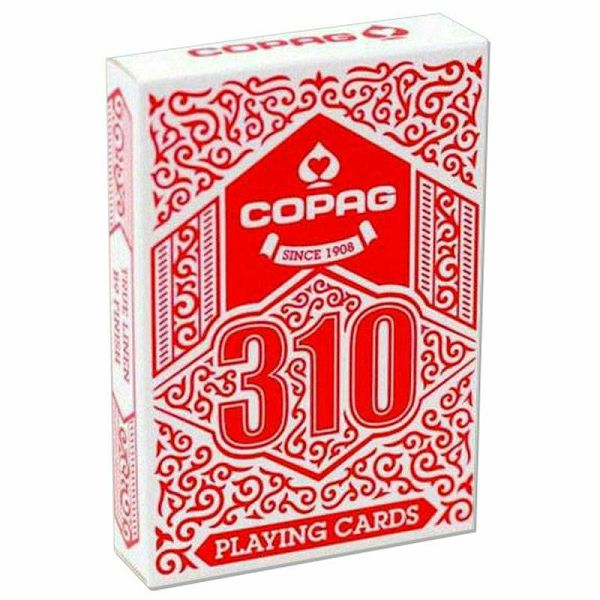 Copag 310 Standard Red