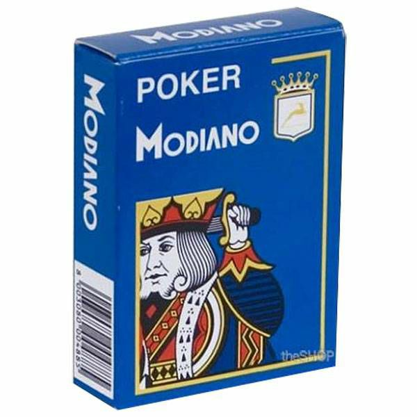 Cristallo Blue Poker