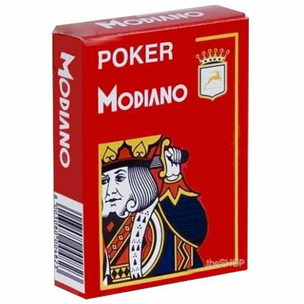 Cristallo Red Poker