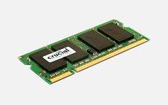 Crucial 2GB DDR2 667MHz PC2-5300