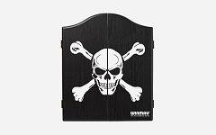 Dartboard Cabinet Skull